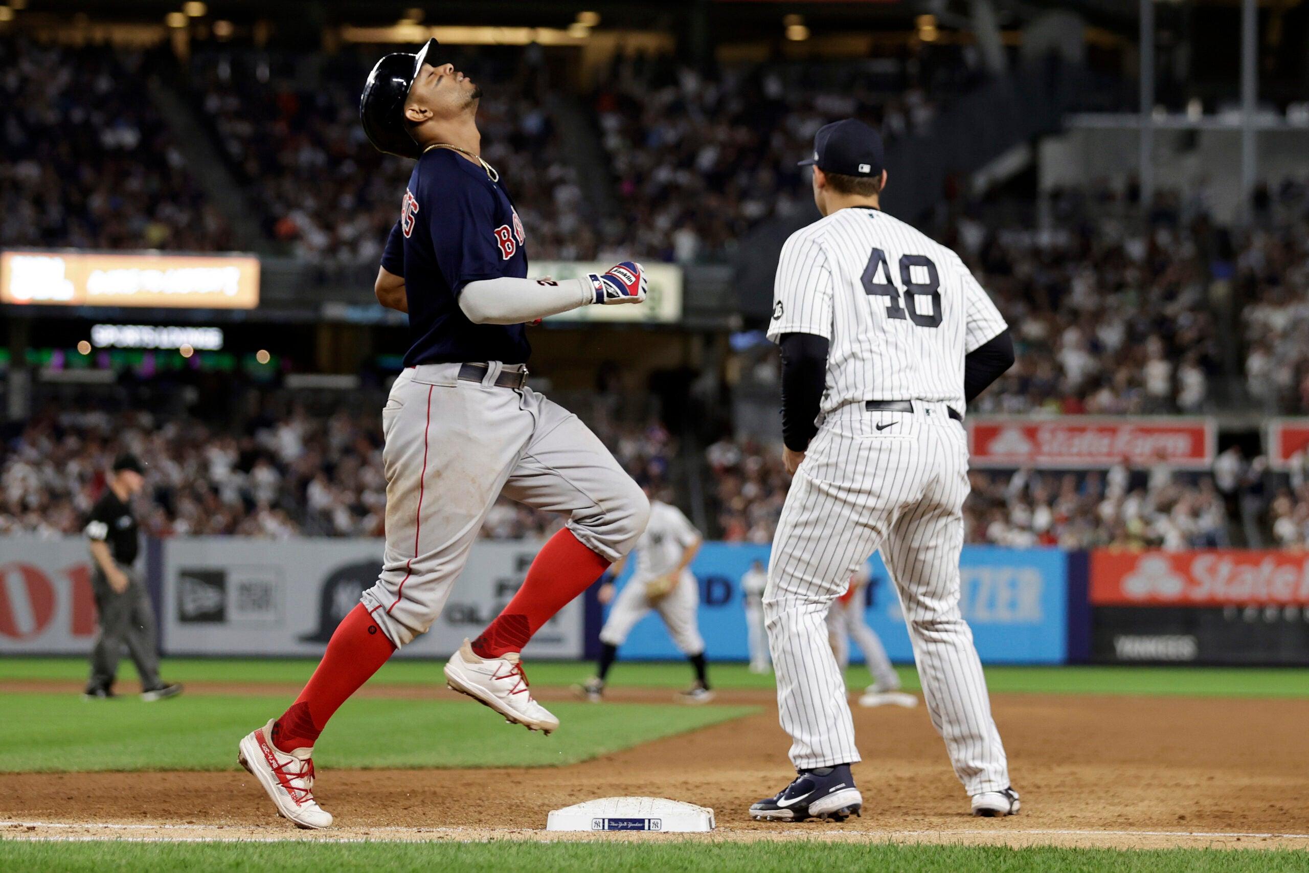 Red Sox Yankees sweep