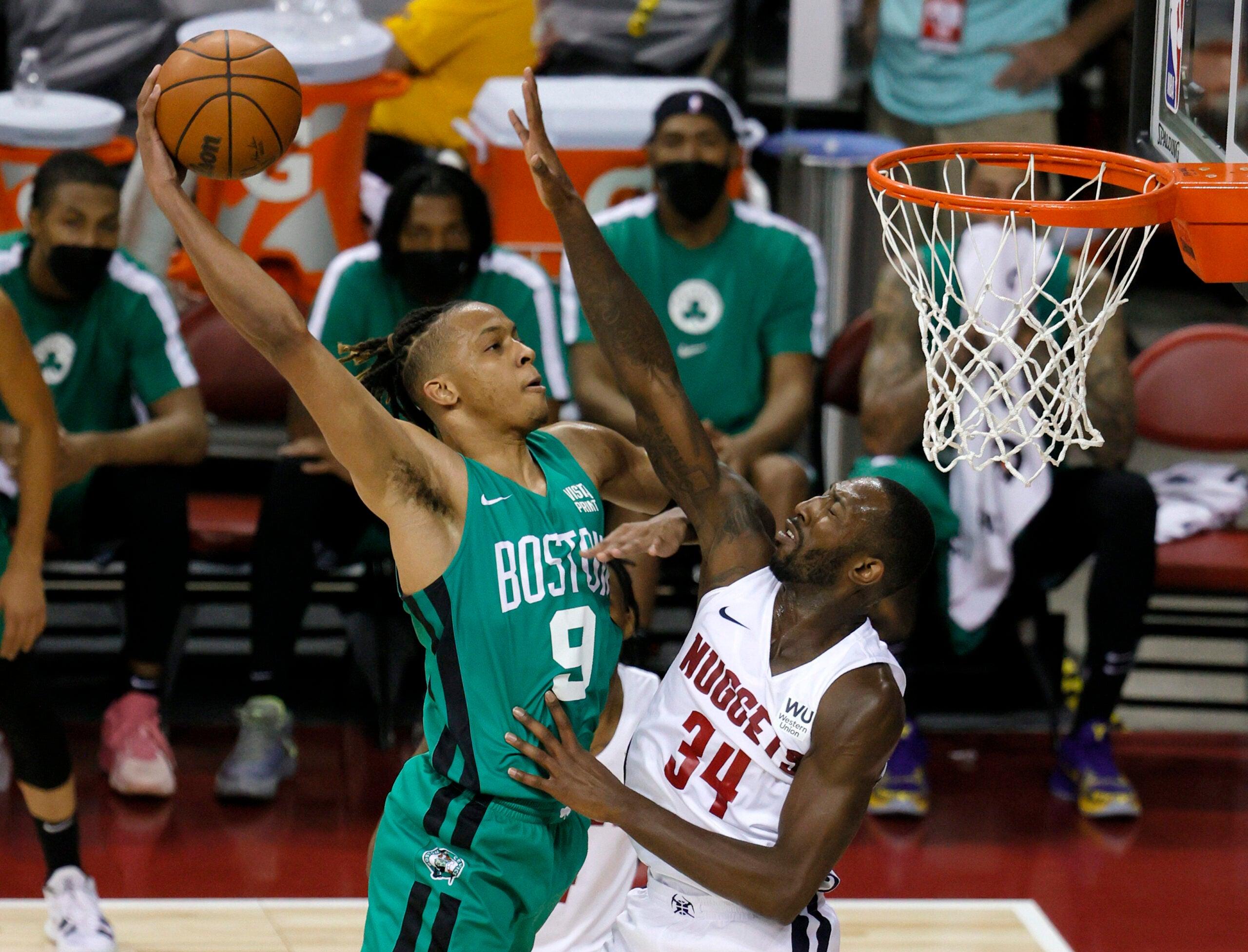 5 takeaways as Aaron Nesmith explodes in comfortable Celtics Summer League win - Boston.com