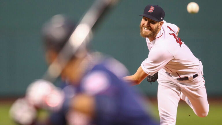 Chris Sale allowed just four earned runs and fanned 21 in his first three games this season, but Tampa will be a significant step up.