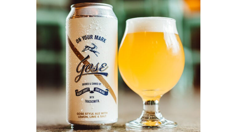 On Your Mark, Gose