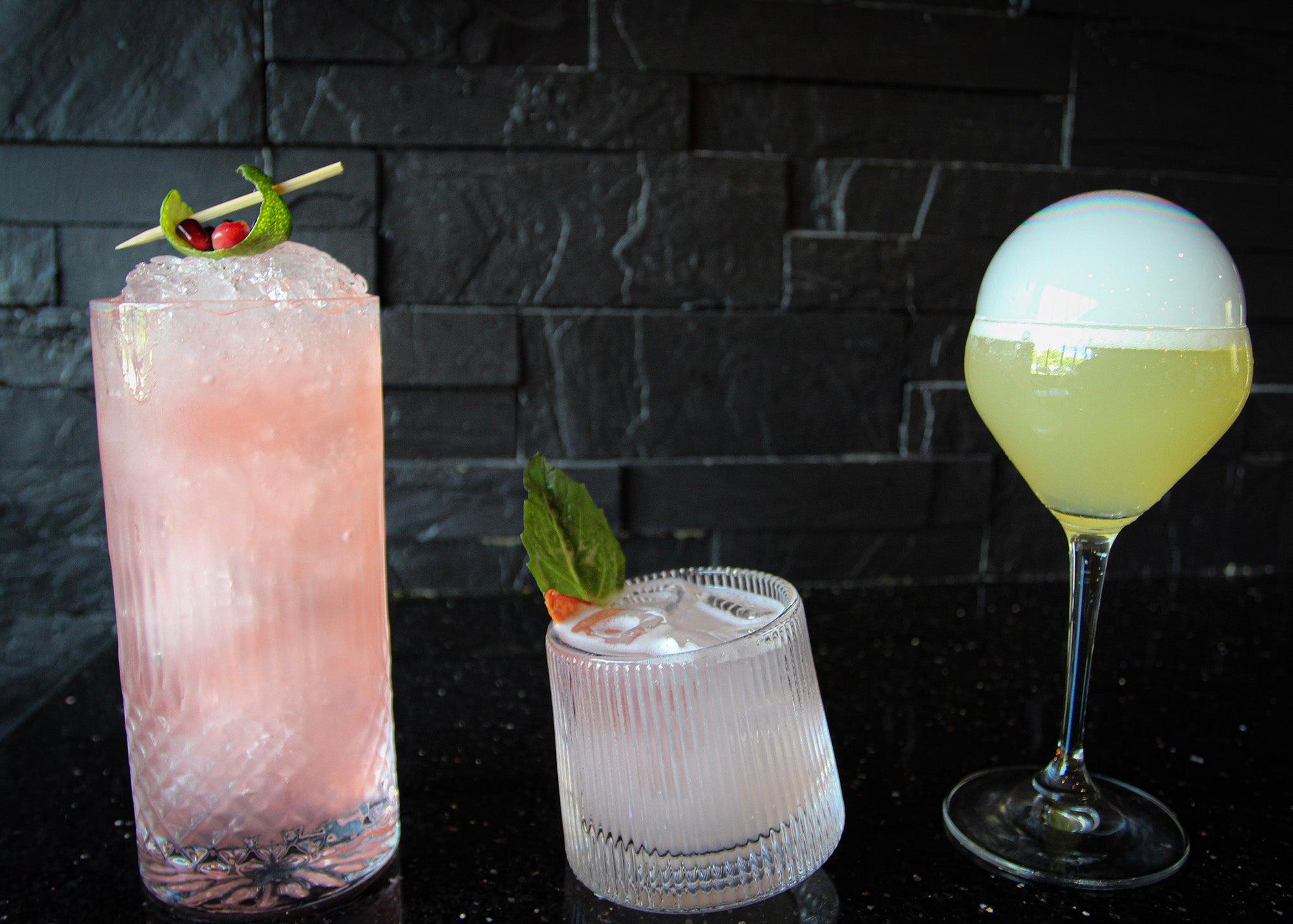 Cocktails at Next Door