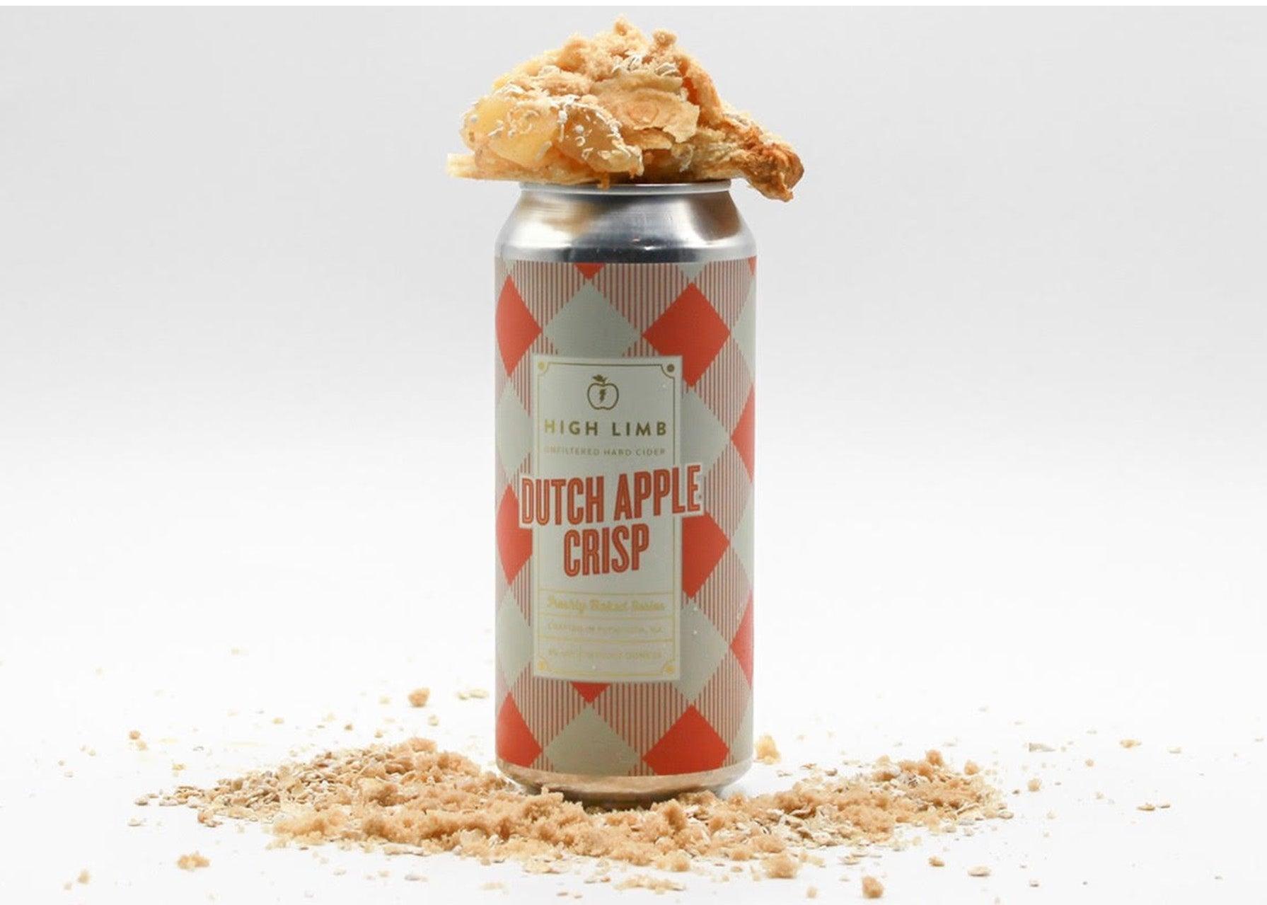 Dutch Apple Crisp at High Limb