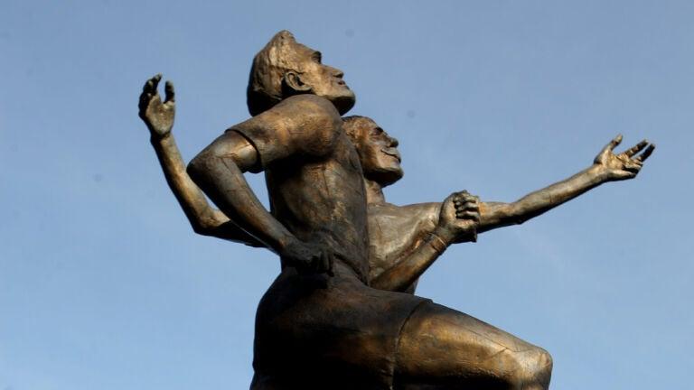 Spirit of the Marathon Statue