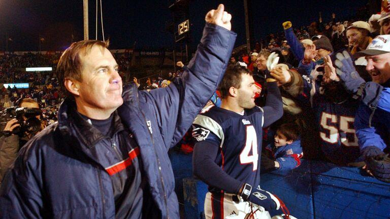 Bill Belichick Patriots
