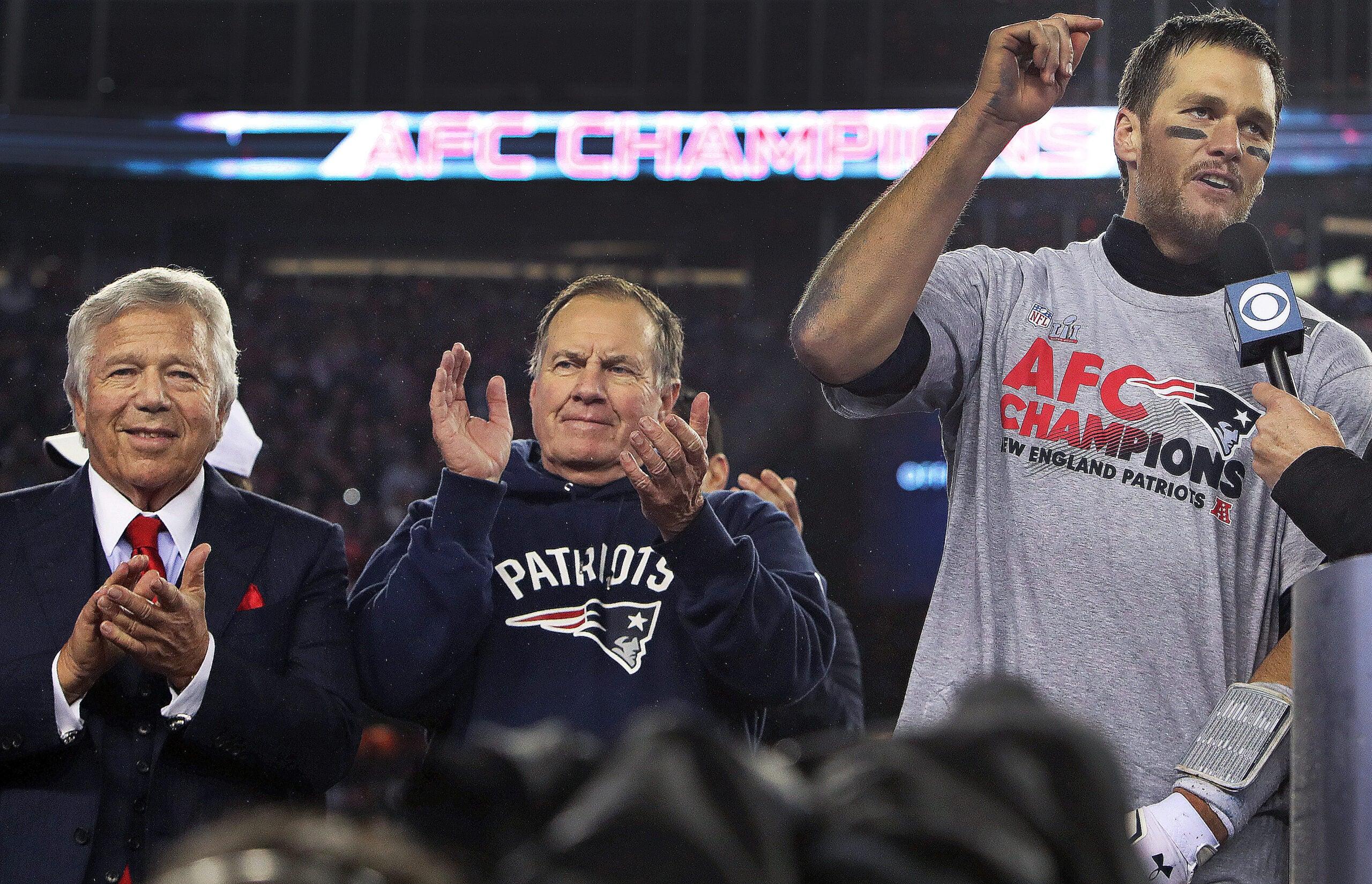 Patriots dynasty