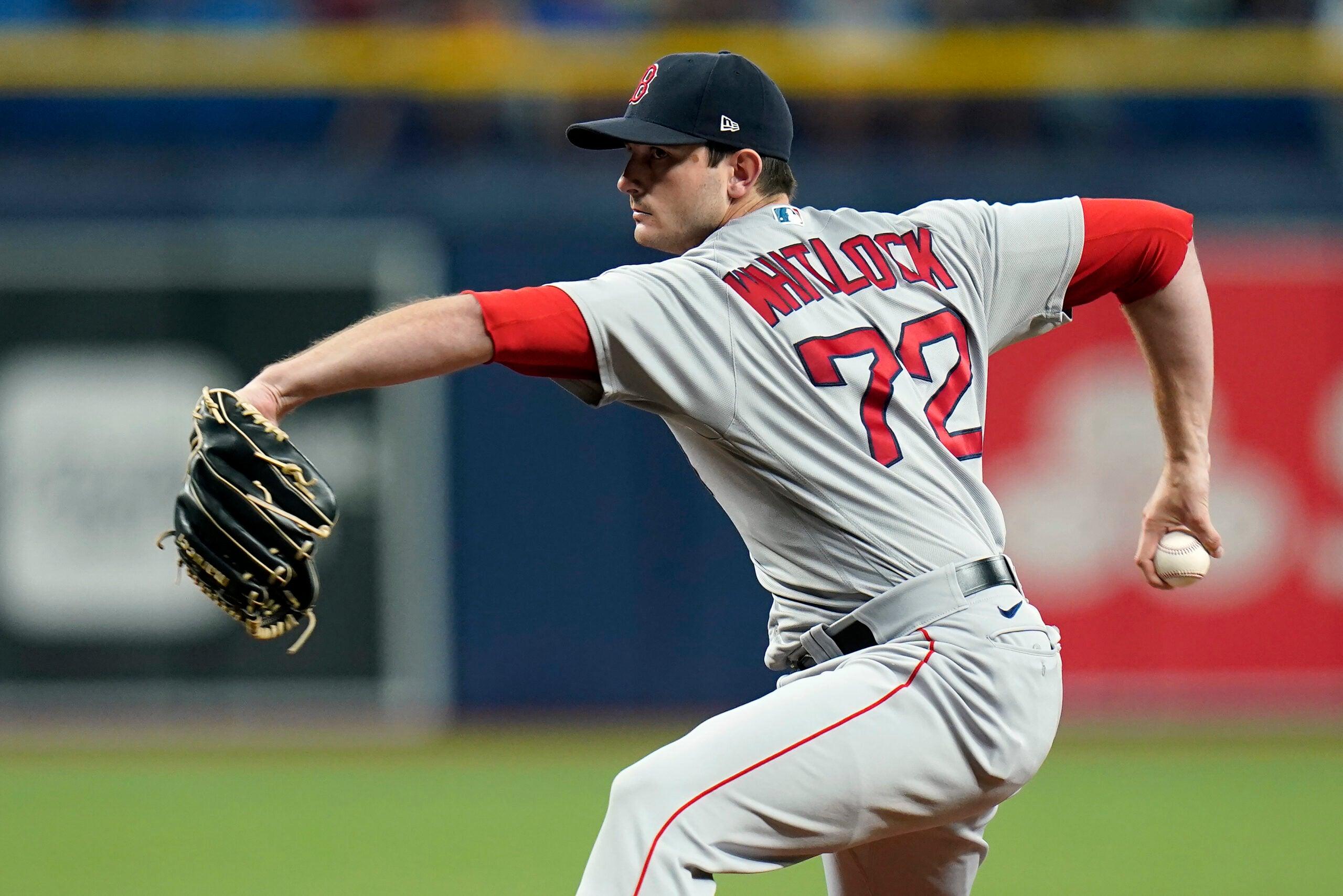 Garrett Whitlock injury