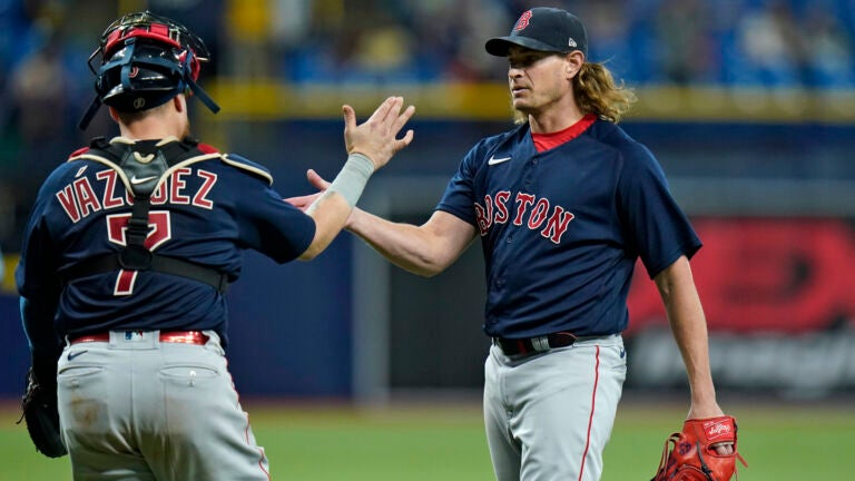 Red Sox Rays takeaways