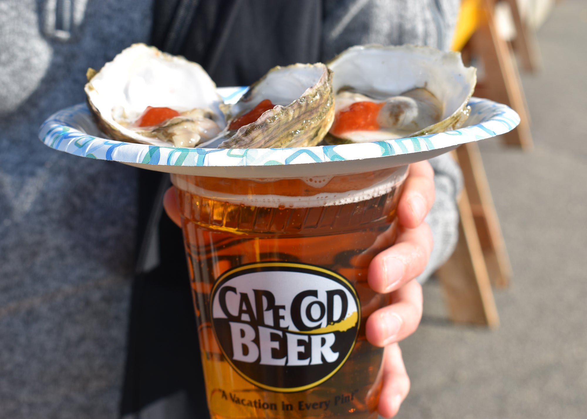 Shuck! A Day of Oysters & Beer