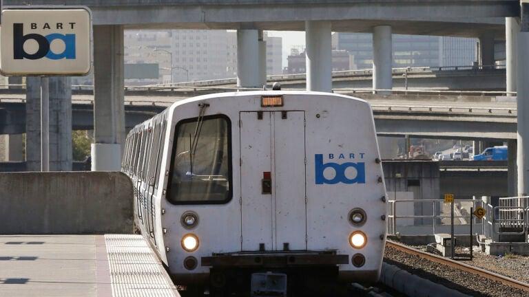 Woman with dog on waist leash dragged to death by San Francisco BART train