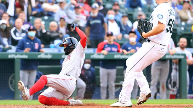 Red Sox Mariners