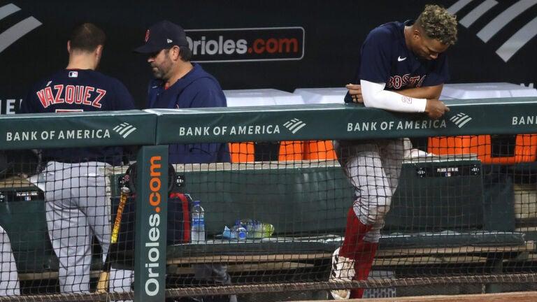 Red Sox Orioles takeaways