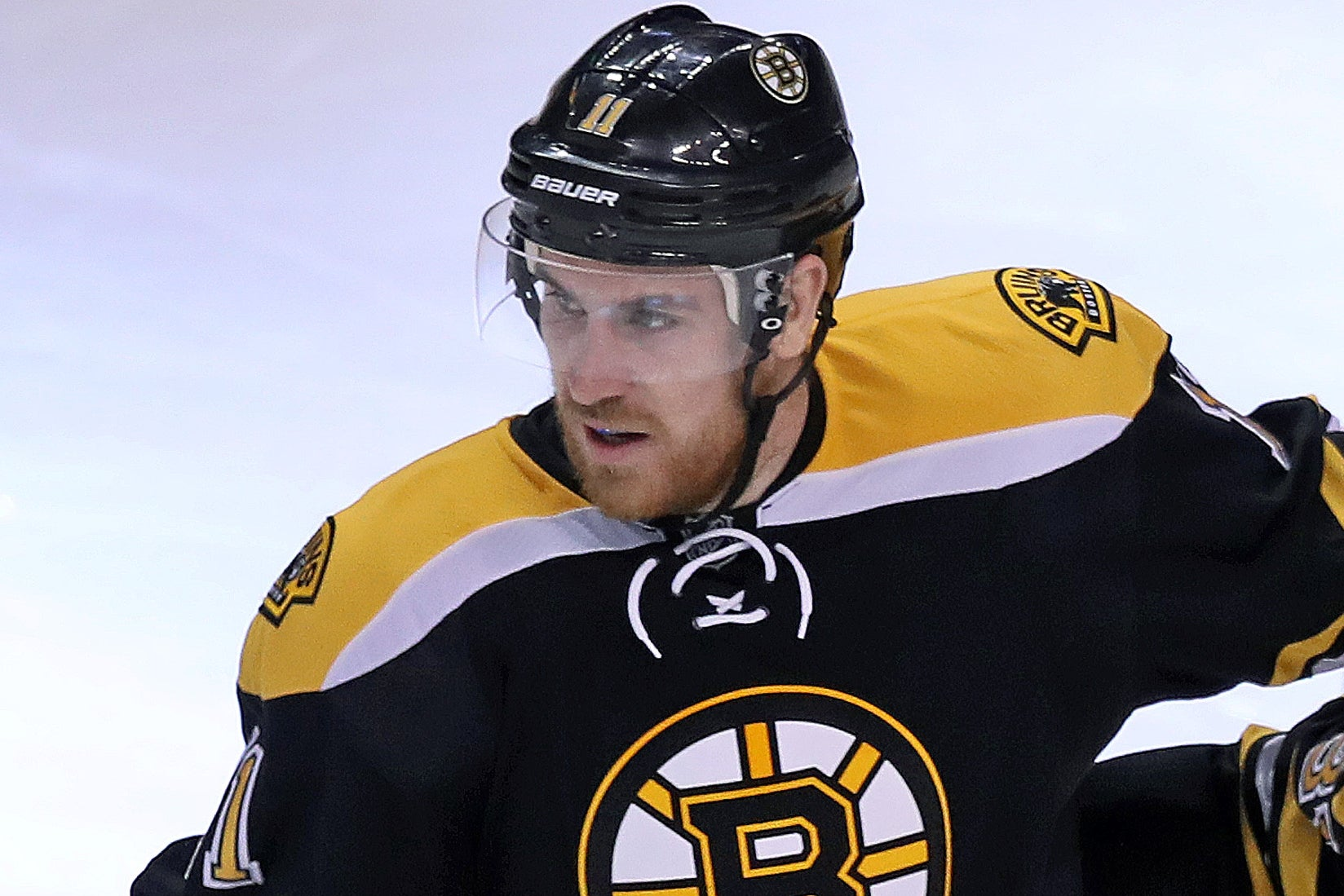 Jimmy Hayes Bruins