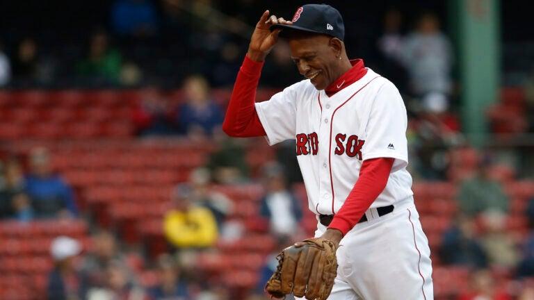 Dennis Oil Can Boyd Red Sox NFT