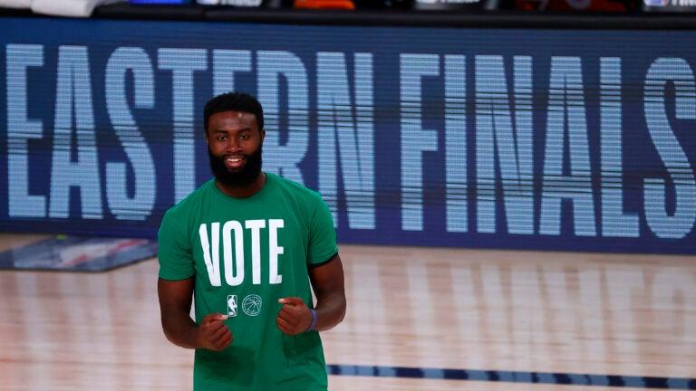 Jaylen Brown Celtics NBA