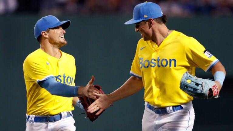 Red Sox sweep Mets