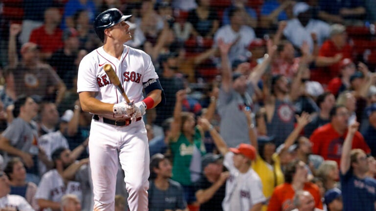 Hunter Renfroe Red Sox