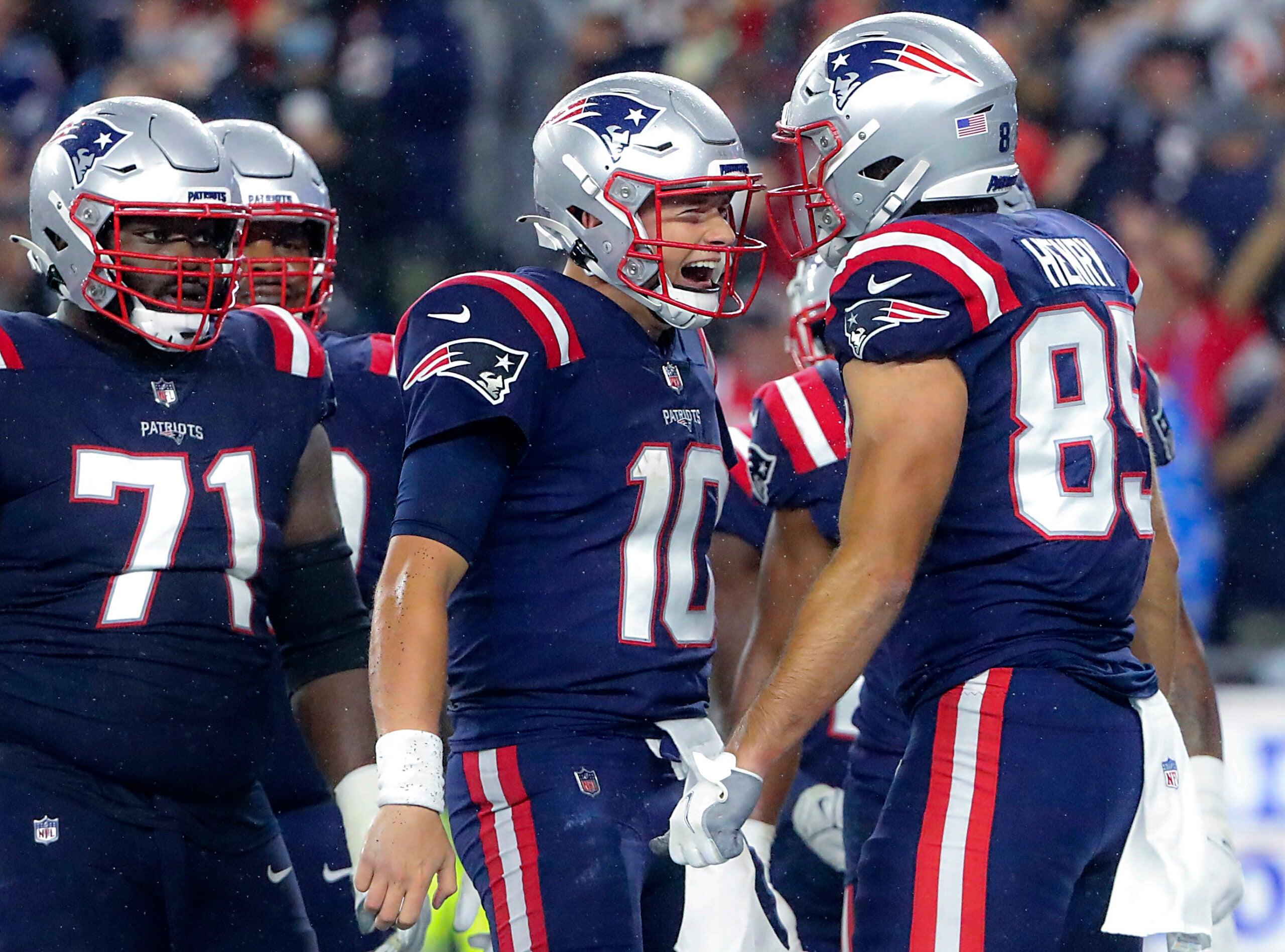 Patriots playoff chances