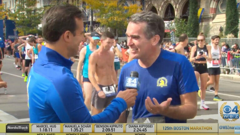 2021 Boston Marathon Brian d'Arcy James Spotlight