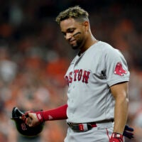 Red Sox ALCS Game 1