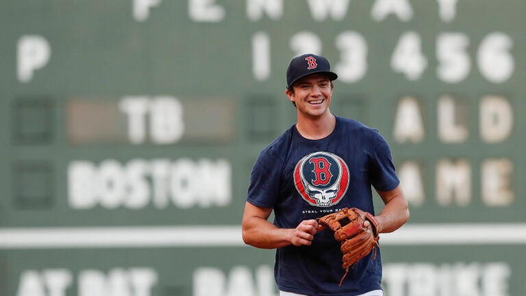 Red Sox All-Rookie