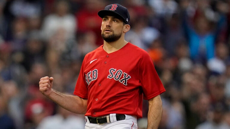 Nathan Eovaldi Red Sox