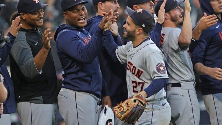 Red Sox Astros ALCS.