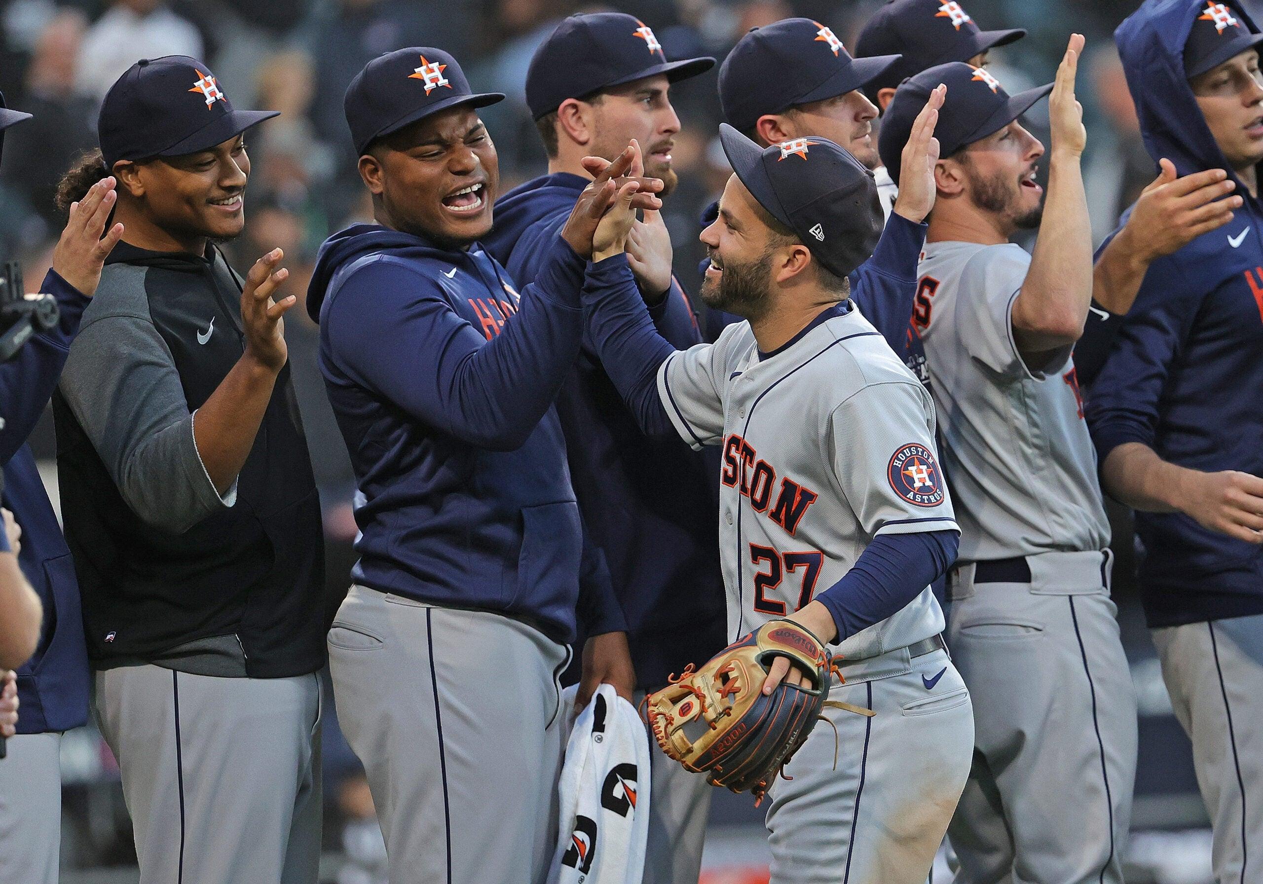 Red Sox Astros ALCS