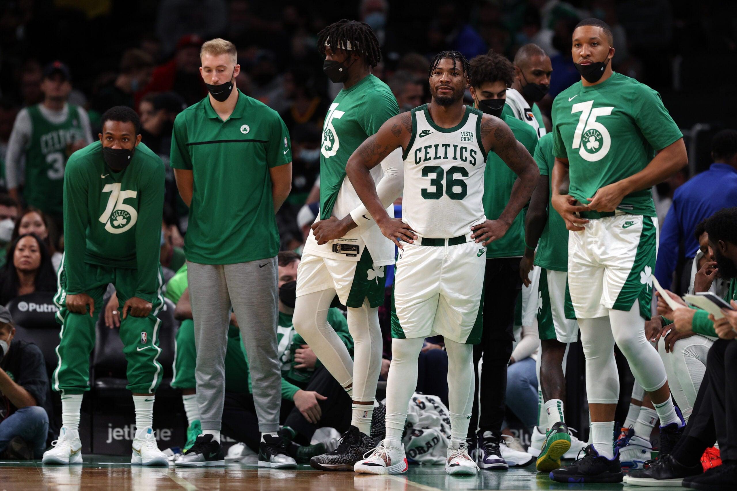 Celtics Raptors takeaways
