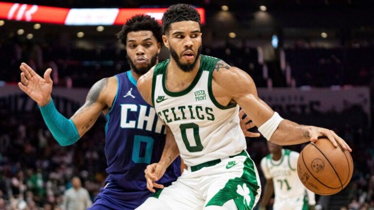 Celtics Hornets takeaways