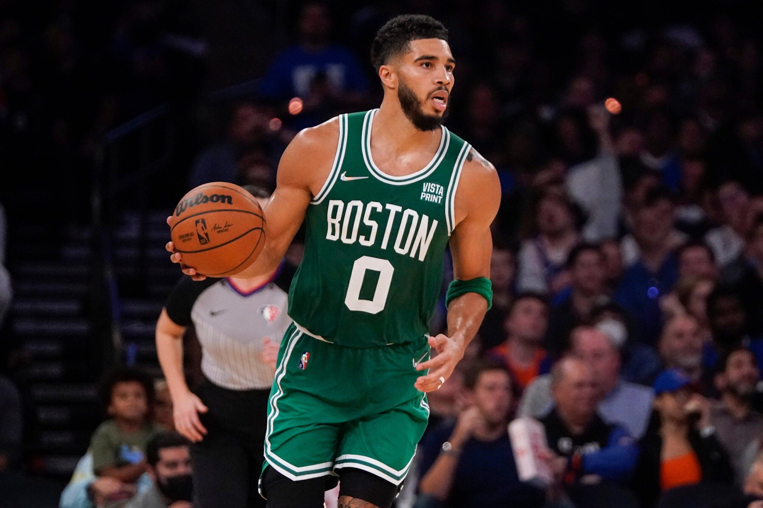 Celtics Jayson Tatum