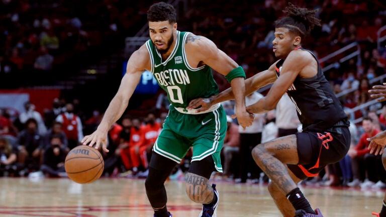 Celtics Rockets takeaways