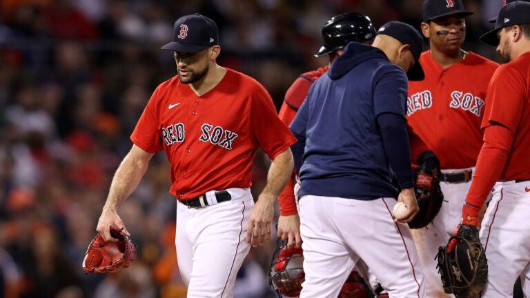 Red Sox ninth inning
