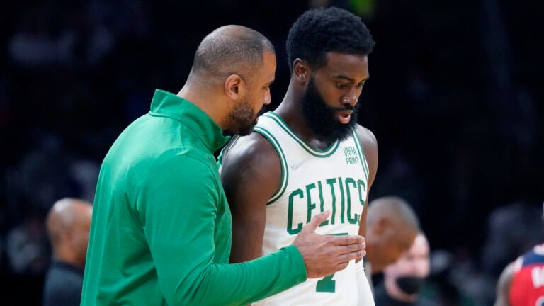 Takeaways Celtics Wizards