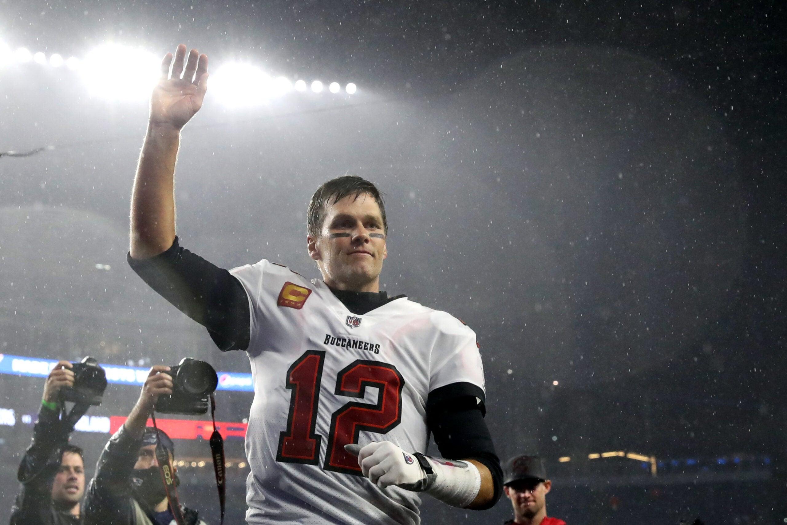 Tom Brady Patriots Buccaneers Bill Belichick