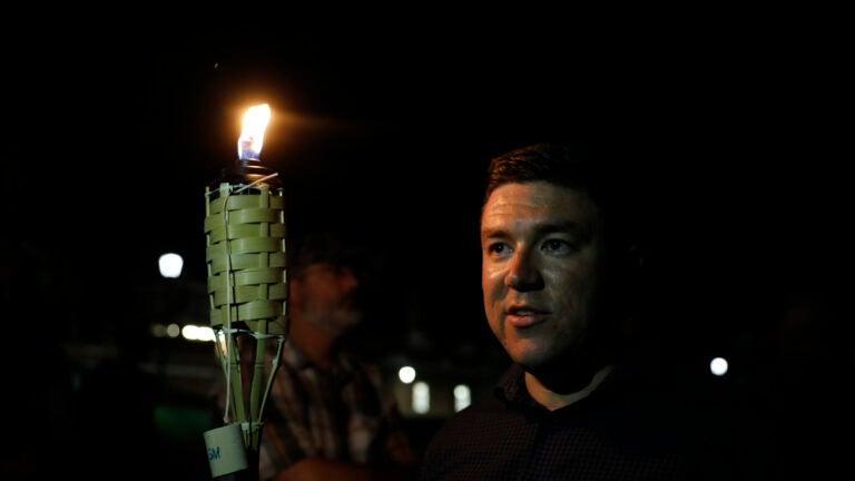 White supremacists are returning to Charlottesville, but this time, they're on trial