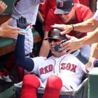 Kiké Hernández Red Sox
