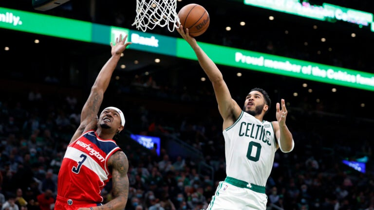 Celtics Wizards