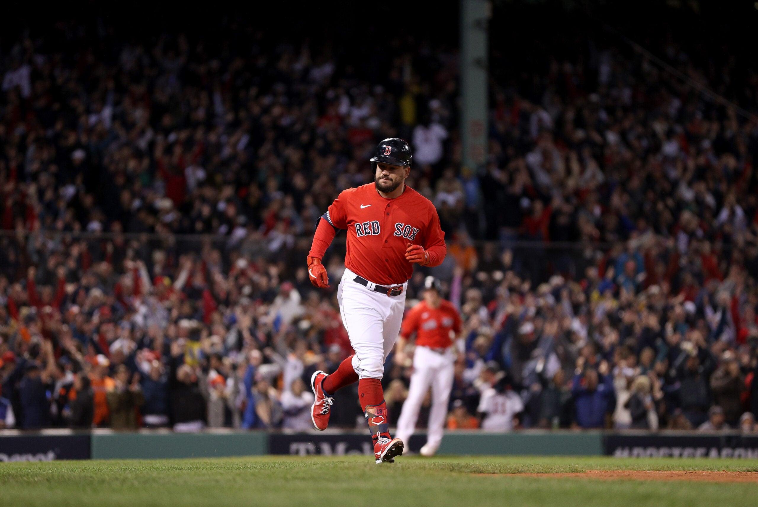 Kyle Schwarber Red Sox