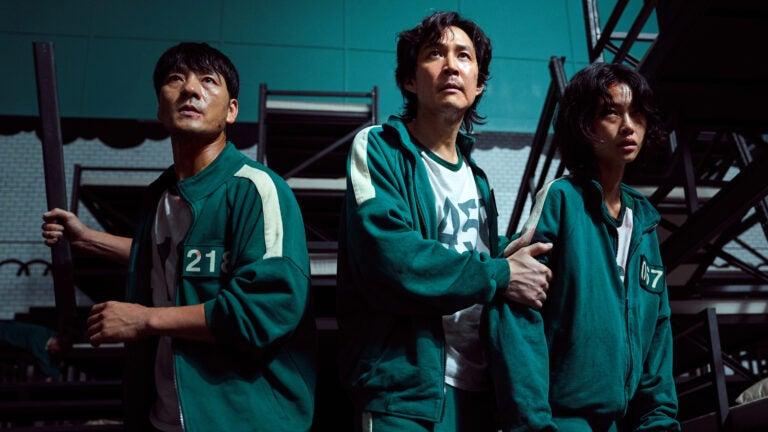Youngkyu Park/Netflix